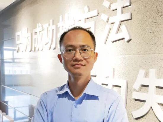 盈峰环境——黄振淼:深耕站类液压技术,全面提升产品性能