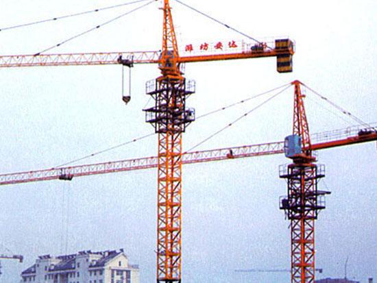 起重机的结构分类