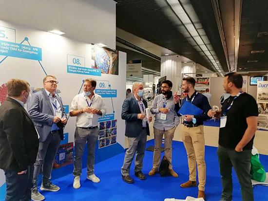 中铁装备受邀出席2021年法国隧道与地下空间协会年度大会