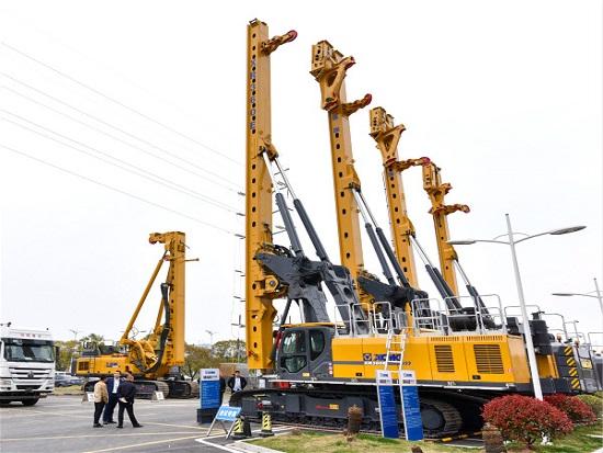 您如何看待旋挖钻机行业市场的竞争?