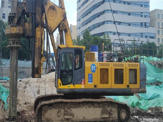 现在投资旋挖钻机行业好吗?
