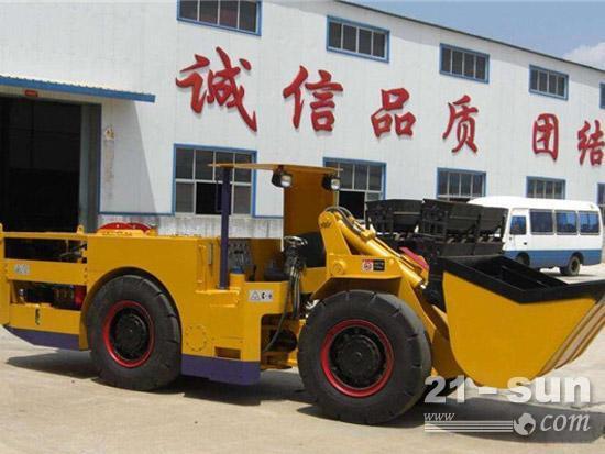 电动铲运机地下矿山工作更加灵活