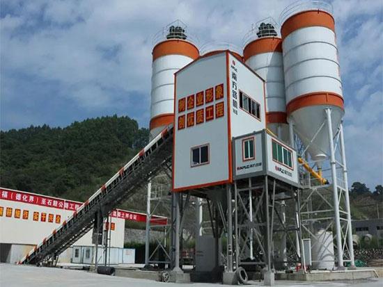 搅拌站回收水对混凝土性能的影响!