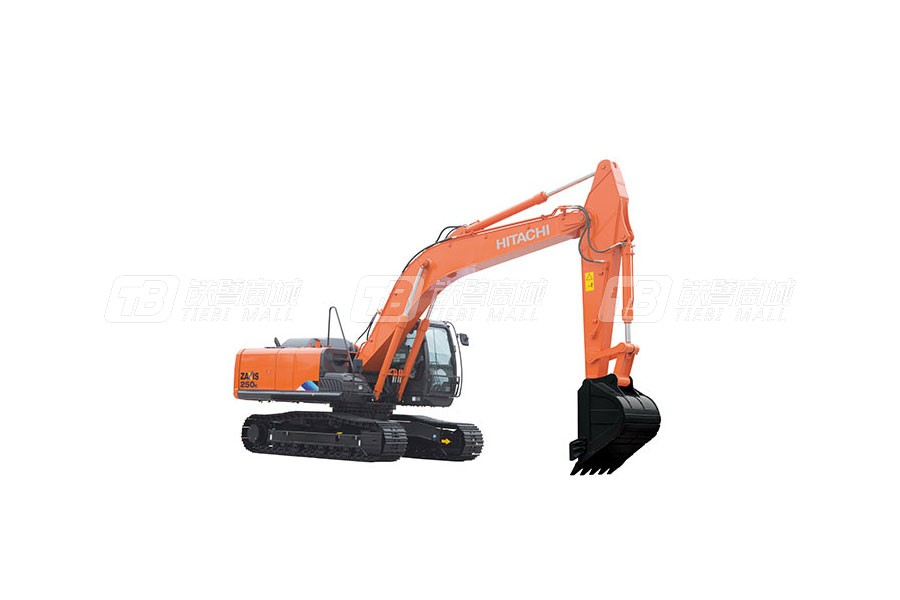 日立中型挖掘机ZX250K-5A产品特点介绍