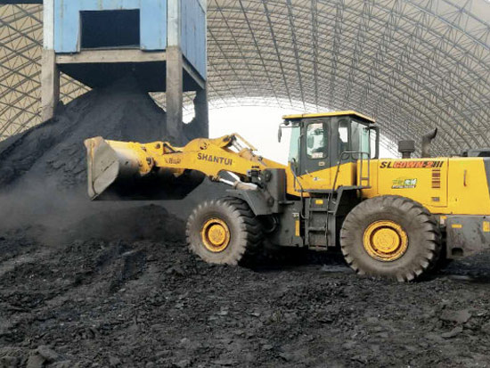 煤炭、钢厂高强度作业