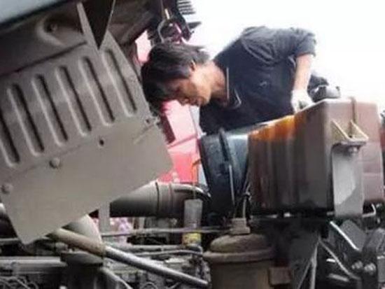 当心!卡车维修保养中的这些情况不注意,很可能让你付出惨痛代价!