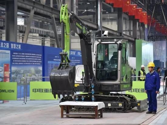 三高四新⑥丨中联智慧产业城即将全面开工 千亿智能制造产业高地崛起
