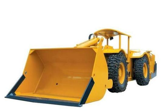 HOT自行式铲运机四大优势及适用范围