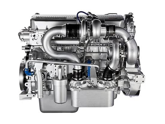 """保障工程机械设备核""""芯"""",FPT C13发动机助力建设富美画卷"""