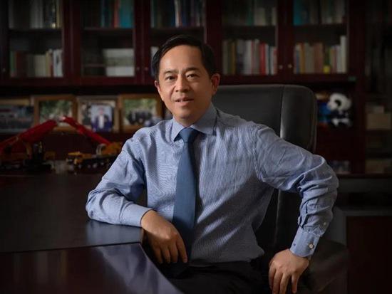 三一重工总裁向文波获评中国上市公司最佳职业经理人!
