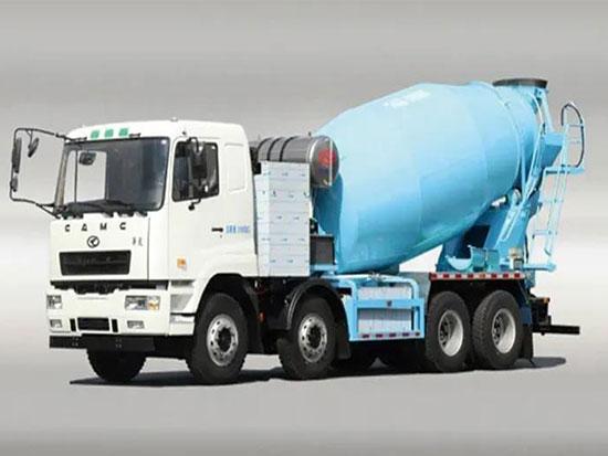 混凝土搅拌运输车高质量发展调研报告