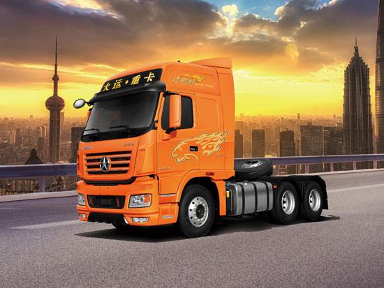 大运N9H系列3.0国六版 助力卡友长途干线物流运输