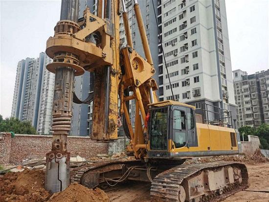 不要随便租赁一台旋挖钻机,有很多细节!