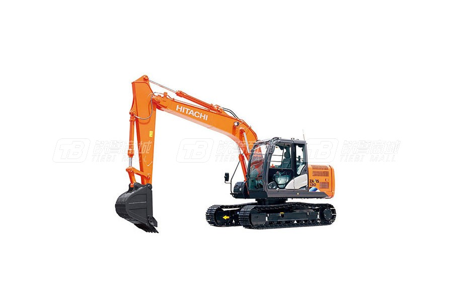 日立小型挖掘机ZX130-5A用户评价怎么样