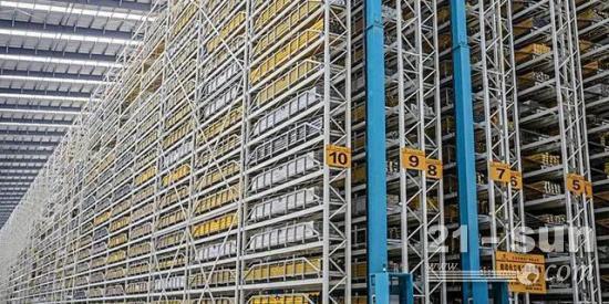 自动化立体仓库堆垛机的安全措施与特点!