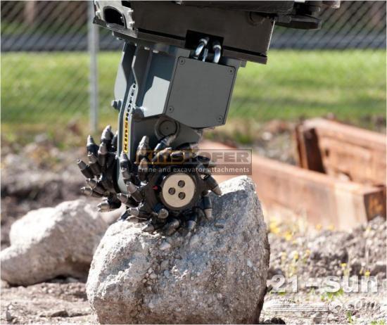 【干货】小型螺旋钻机掉底板的强大技巧