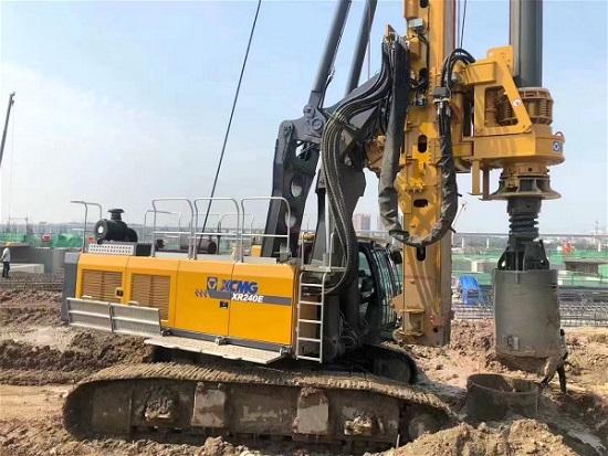 基础、旋挖钻机、施工工法的发展趋势
