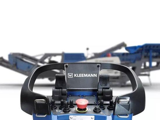 技术控 | 克磊镘移动反击式破碎设备直观控制系统理念 让操作更简单