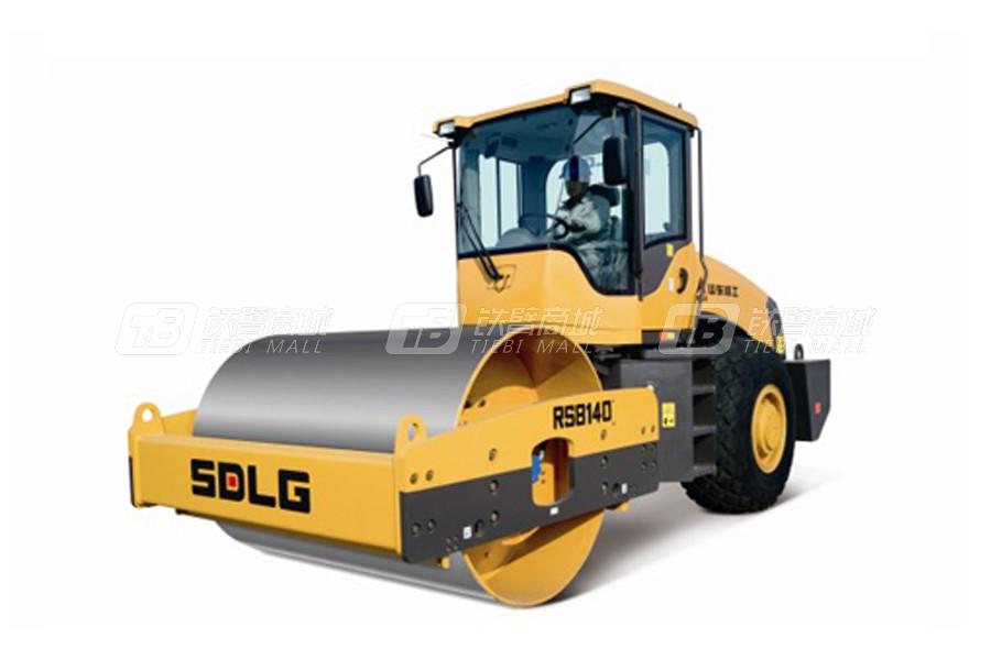 山东临工单钢轮压路机RS8140产品特点介绍