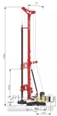 再·超越——三一SR580超大型旋挖