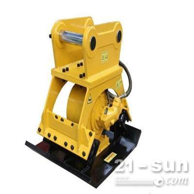 挖掘机振动夯和手持式振动夯的区别,你知道吗?