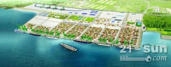 福州港江阴港区6号、7号泊位扩能工程获批,总投资19.61亿元