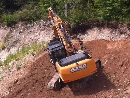 挖掘机发动机的保护