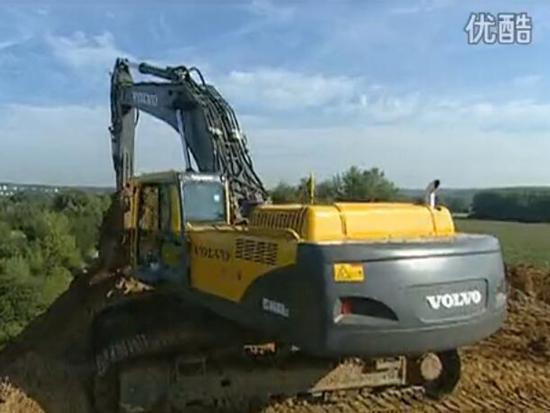 沃尔沃挖掘机产品介绍