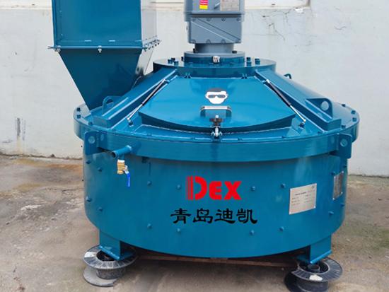 行星式立轴搅拌机在水泥制品的制备过程中所发挥的作用让人格外上头