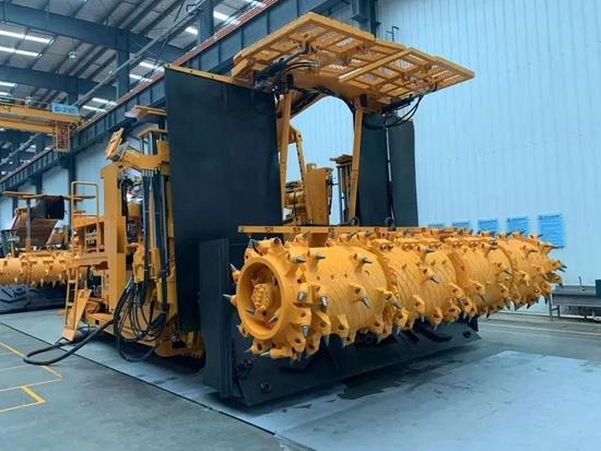 中国制造业已经连续11年位居世界第一,工程机械制造业前景广阔
