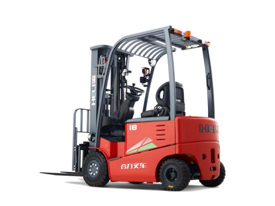 安徽合力G系列1-1.8吨交流蓄电池平衡重式叉车