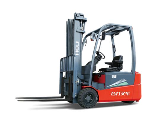 安徽合力G2系列1.5-2.0吨前驱三支点蓄电池平衡重式叉车