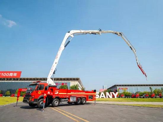 三一重工将强势登陆第19届国际消防展,7大类24款产品全面展现新科技魅力!