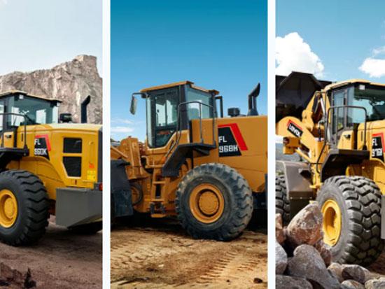潍柴雷沃工程机械装载机黄金应用商产品交流活动