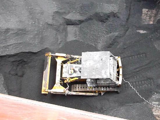 STR13推耙机上海港煤炭工况作业