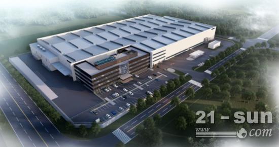 利勃海尔开始在中国建设新的零部件工厂