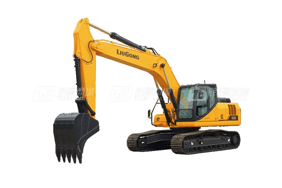 柳工挖掘机926E使用感受