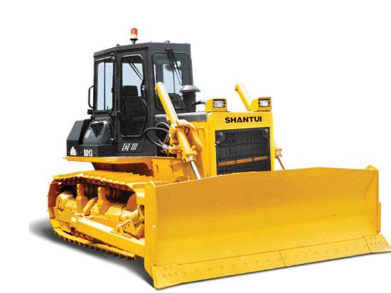 SD22推土机增压器烧机油排除方法