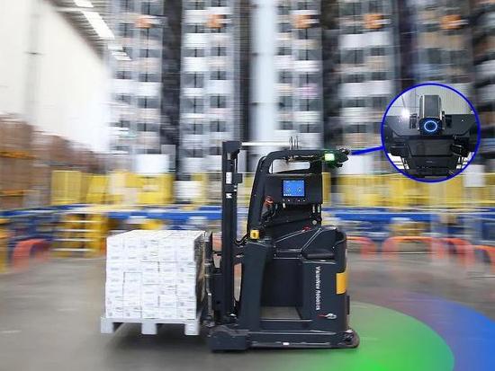 未来机器人:在无人叉车赛道砥砺前行