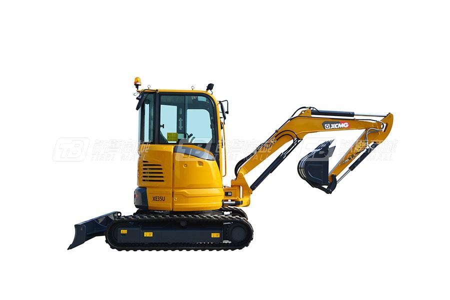 徐工挖掘机XE35U质量怎么样
