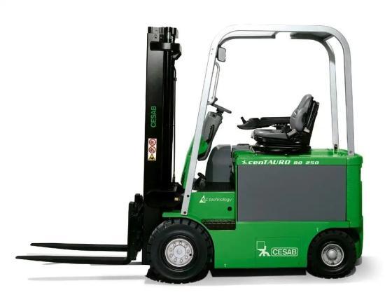 英国Angus Lift Trucks 公司研讨改变叉车行业的技术