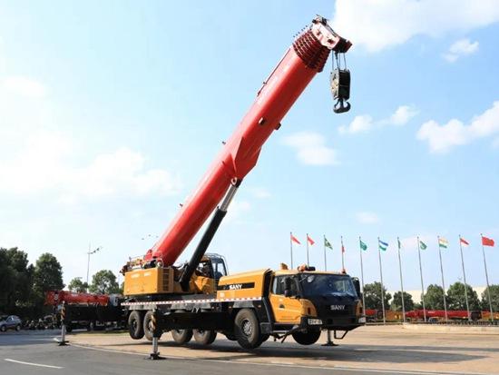 三一起重机 | 进阶二百吨级段位,最快的捷径是什么?