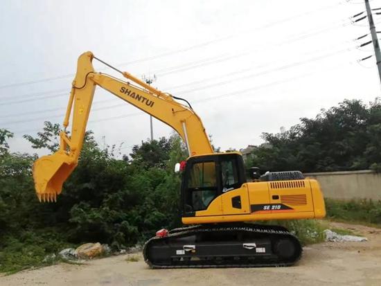 山重建机:选对挖机,省心省力没烦恼