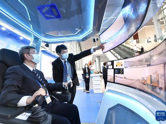 全球关注!徐工智慧方案亮相联合国全球可持续交通大会