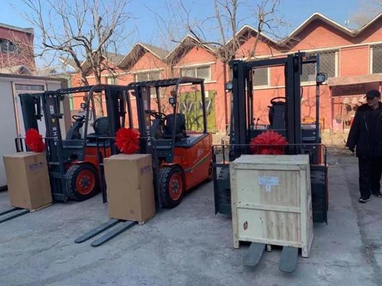 我和龙工的奋斗故事(二十八):冰雪背后的助力,龙工服务北京冬奥