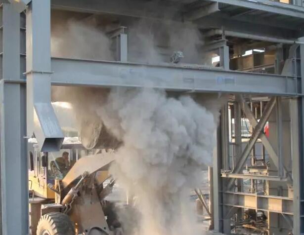 还在为沥青搅拌站装车区蓝烟粉尘排放问题苦恼?快看这里!