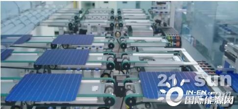21.1万片/天!华晟500MW异质结产线超过设计产能