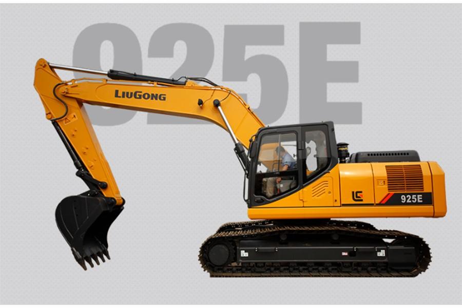 柳工履带挖掘机CLG925E(国三)用户评价怎么样