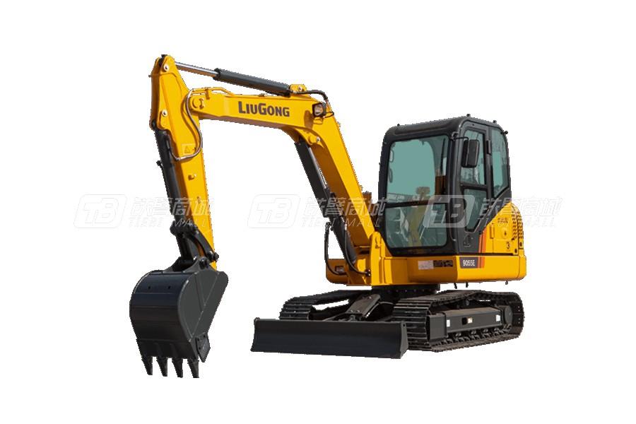 柳工履带挖掘机9055E用户评价怎么样