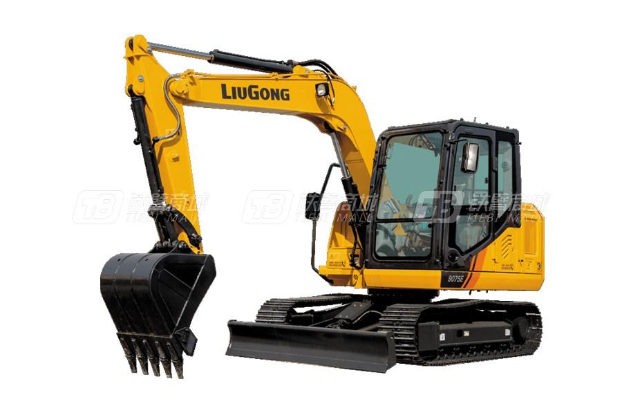 柳工履带挖掘机9075E用户评价怎么样